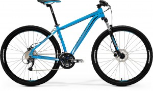 Merida Big Nine 40-D blue